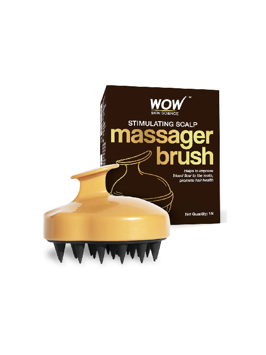 (Wow) Skin Science Stimulating Scalp Massager Brush