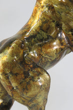 Load image into Gallery viewer, Unique contemporary bronze patina