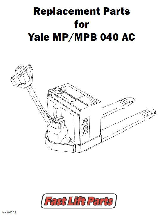 *Yale MP/MPB 040 AC Catalog