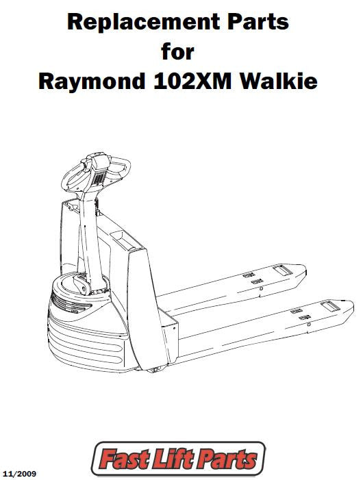 *Raymond 102XM Series Catalog