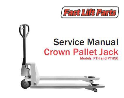 ORDER Crown Pallet Jack Electric Lift Truck Parts Fast