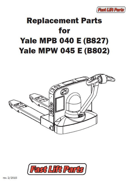 Electric Lift Truck Parts - Buy Online