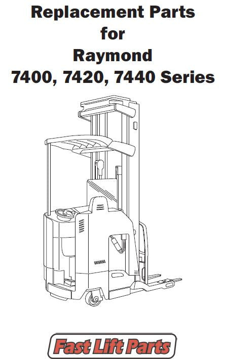 *Raymond 7400, 7420, 7440 Series Catalog