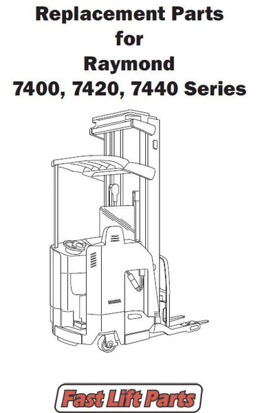Raymond Forklift Parts Diagram Com