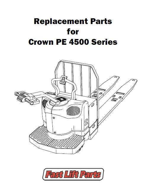 *Crown PE 4500 Series Catalog