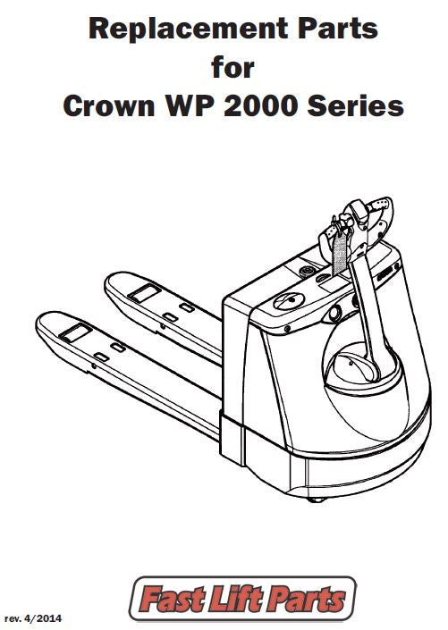 *Crown WP 2000 Series Catalog