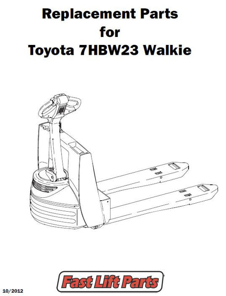 Toyota Fast Lift Parts. Toyota. Toyota Forklift 6hbe30 Wiring Diagram At Scoala.co