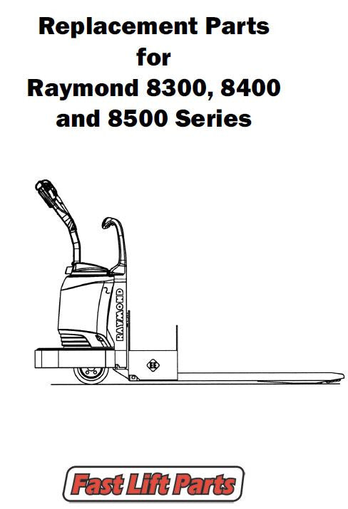 *Raymond 8300, 8400, 8500 Series Catalog