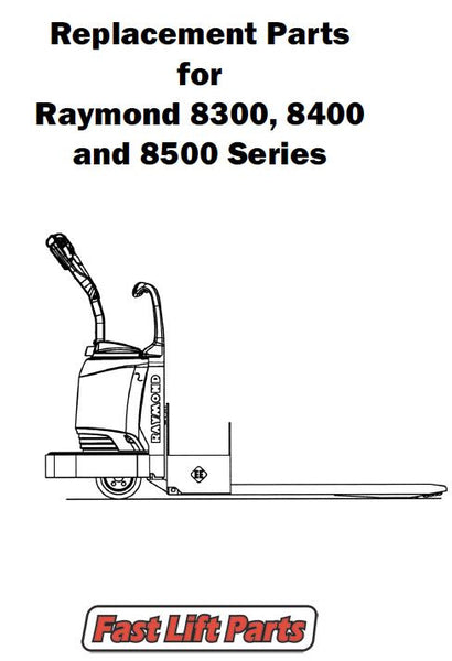 Raymond Forklift Parts | Replacement Parts | Shop Now – Fast