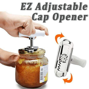 Easy Adjustable Cap Opener