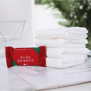 Disposable Travel Cotton Towel (20pcs)