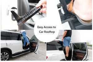 Multifunction Foldable Car Roof Rack Step (400 POUNDS/180 KG)
