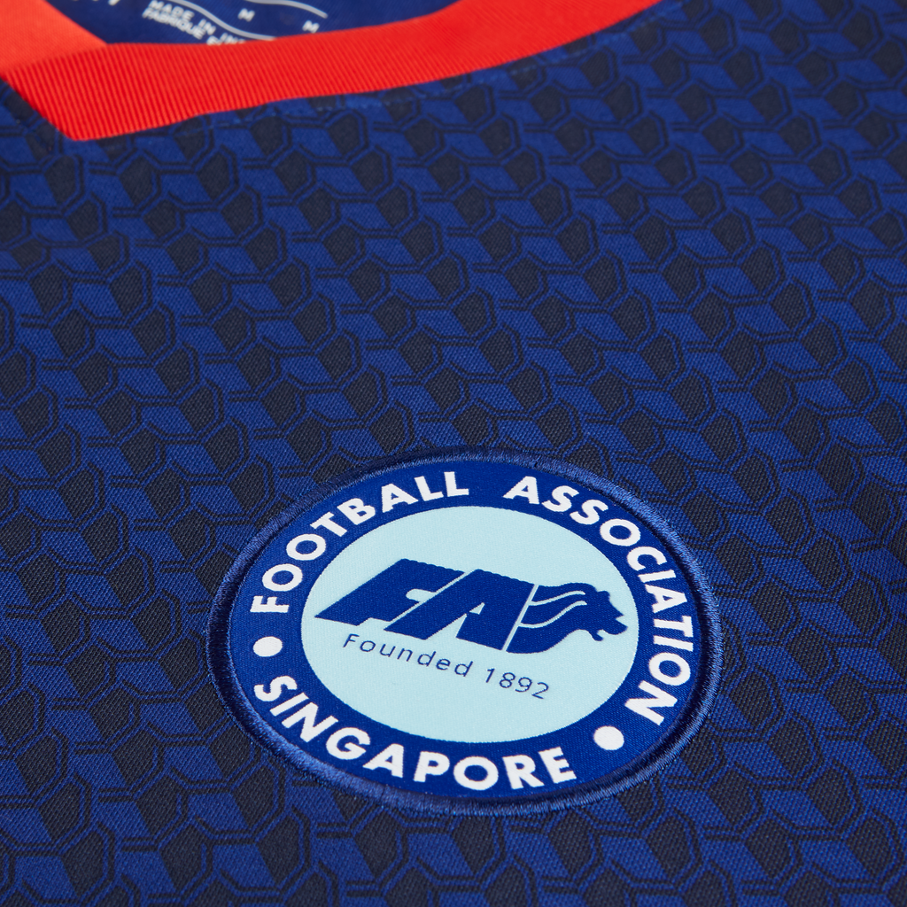 Singapore National Team 2020 Away Jersey Crest
