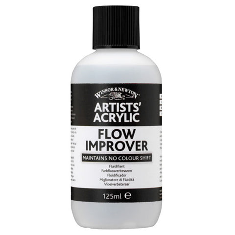 Flow Improver for Paint by Numbers