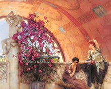 Load image into Gallery viewer, Alma-Tadema's Unconscious Rivals