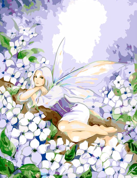 Beautiful Fairies Fantasy