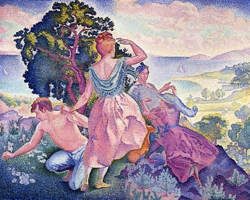 Henri Edmond Cross Excursion- Painting Kit