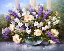 Load image into Gallery viewer, Lavender bouquet