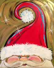 Load image into Gallery viewer, Santa's Little Helper - Painting Kit