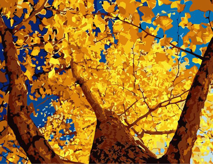 Ginkgo is one of the oldest trees in the world.