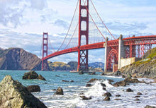 Load image into Gallery viewer, Golden Gate Bridge paint by numbers