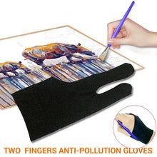 Load image into Gallery viewer, Free Size Painting Glove - All Paint by Numbers