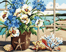 Load image into Gallery viewer, 24 Different Flowers Paintings - Gotta Love These - All Paint by numbers