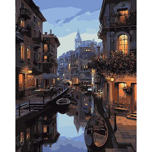 Load image into Gallery viewer, venice painting by numbers