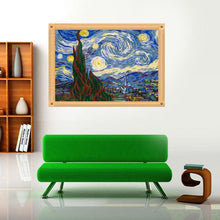 Load image into Gallery viewer, The Starry Night by Vincent Van Gogh - All Paint by numbers