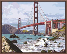 Load image into Gallery viewer, Golden Gate Bridge Sn Francisco