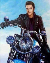 Load image into Gallery viewer, A Handsome Biker - All Paint by numbers