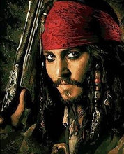 Load image into Gallery viewer, Pirates Of the Caribbean Dead - All Paint by numbers