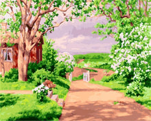 Load image into Gallery viewer, A Path Leading to Paradise - All Paint by numbers
