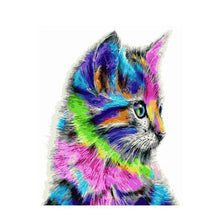 Load image into Gallery viewer, Colorful Animal Paint by Number Kits
