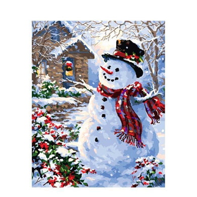 Christmas Paint by Numbers Kits