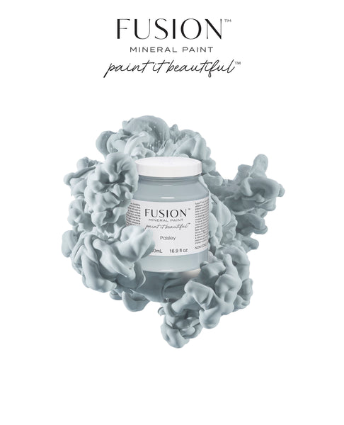 paisley farbe von fusion mineral paint