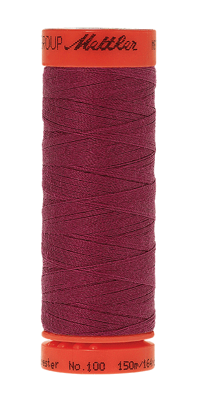 Mettler Metrosene® Universal Thread, Color 0157, Sangria