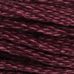 DMC 3685 Cotton 6 Strand Floss