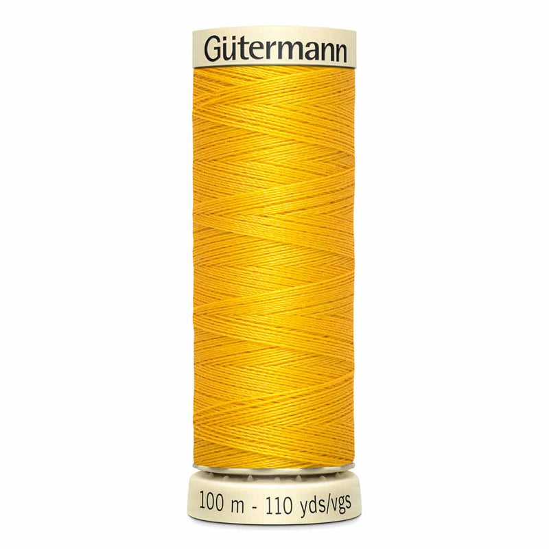 GÜTERMANN Sew-All Thread, Color 850, Goldenrod