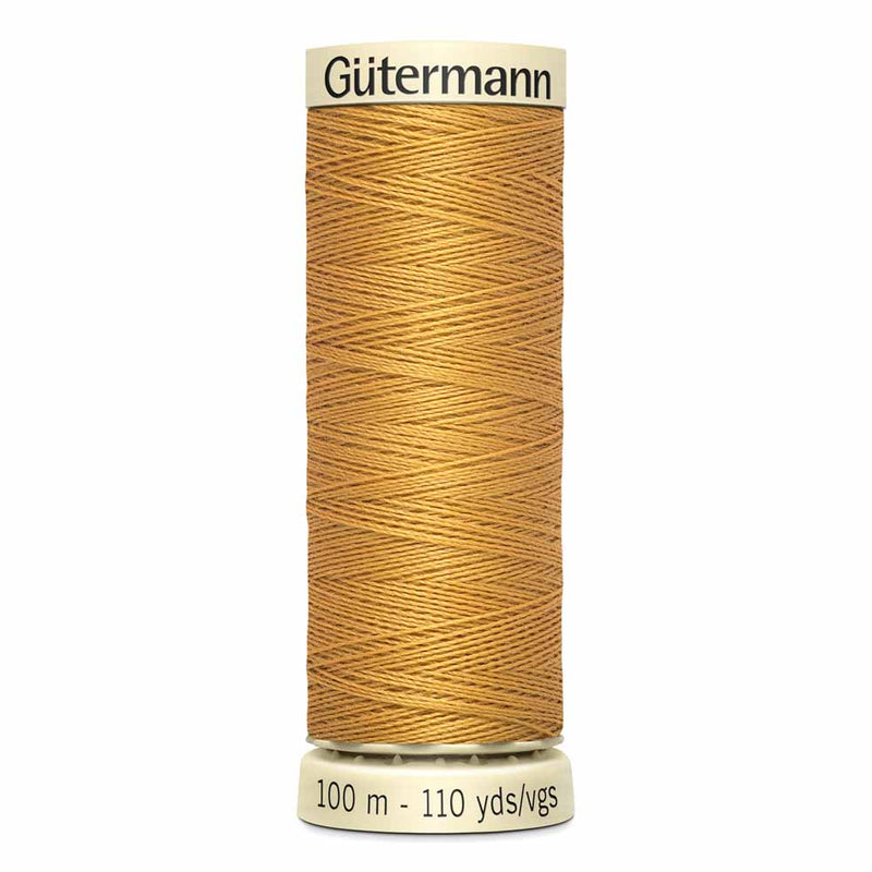 GÜTERMANN Sew-All Thread, Color 865, Gold