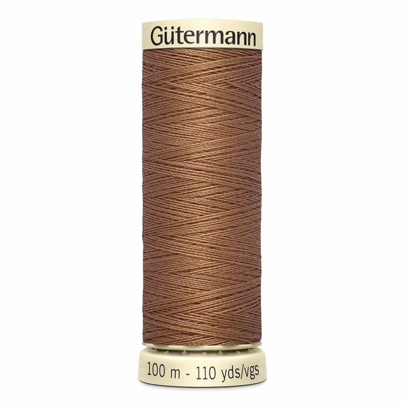 GÜTERMANN Sew-All Thread, Color 535, Caramel