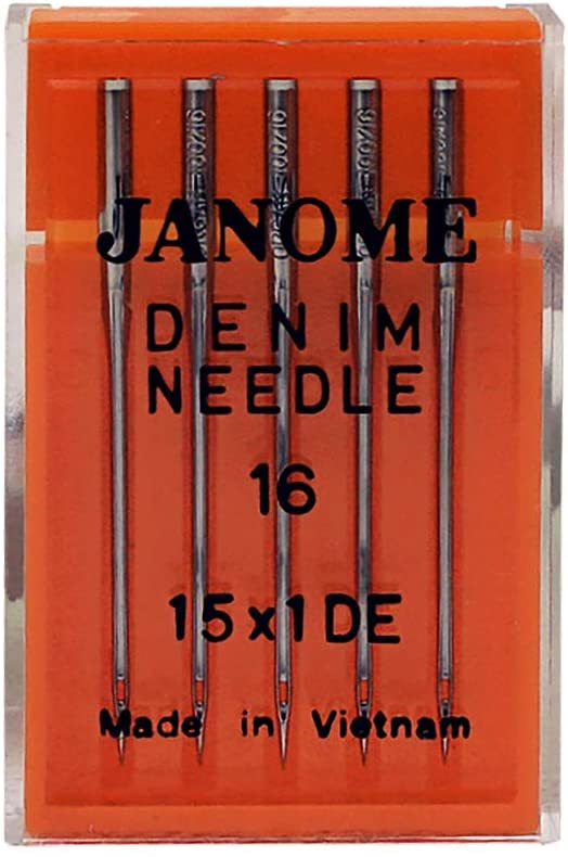 Janome Denim Needles