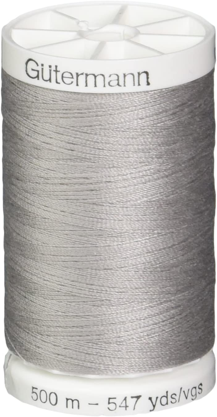 GÜTERMANN Sew-All Thread, Color 102, Mist Grey