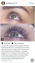 Load image into Gallery viewer, FEG Advanced Eyelash Growth Serum