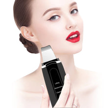 Load image into Gallery viewer, Deep Cleansing Ultrasonic Facial Skin Scrubber