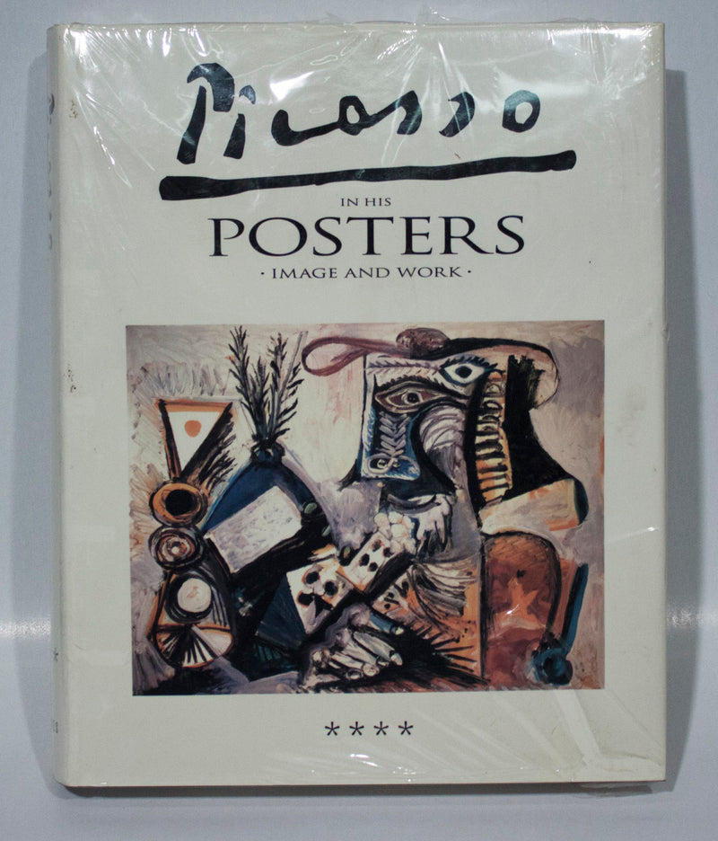 "Picasso in his Posters - Image and Work, Volume IV 12.25"" x 9.75"" Book 1992 Cubism"