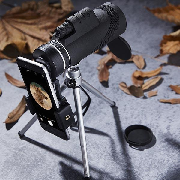 10x Zoom Telescope for Mobile Phone Cameras