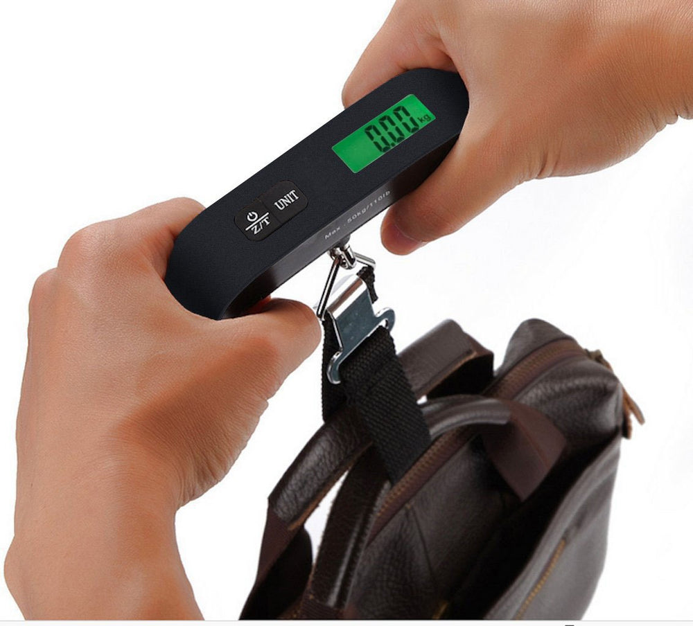 50KG Handheld Luggage Weighing Scale
