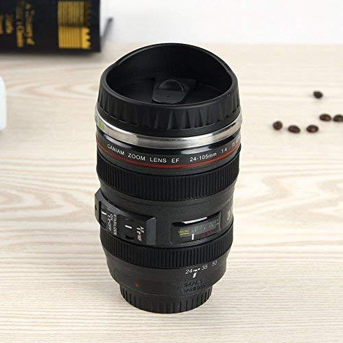 Camera Fanatics Mug with Cover