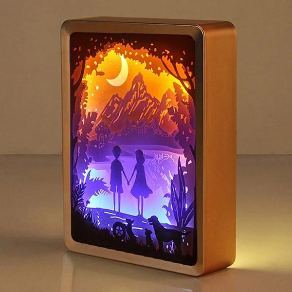 Dreamy Paintings Night Light